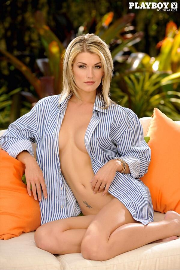 Alison Becker Bikini Bilder fließen Magazin