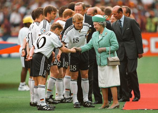 Финал Евро-1996. Когда характер входит в привычку - изображение 3