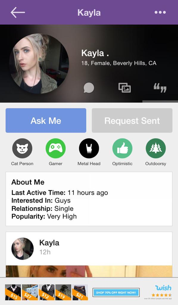 Fake meetme profiles