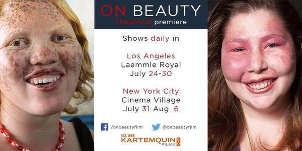 .@OnBeautyFilm premieres in Los Angeles at @laemmleroyal: http://t.co/XBo6CvuCpv via @Kartemquin #ArtofChange http://t.co/tqbLccOxAK