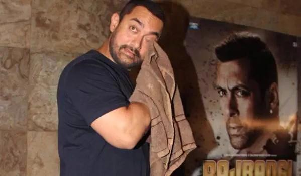 'बजरंगी भाइजान' हेरेर आमिर रोएको कारण त यस्तो पो रैछ…