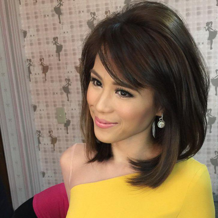 toni gonzaga hair style toni gonzaga on quot cutie and beautiful toni 8283
