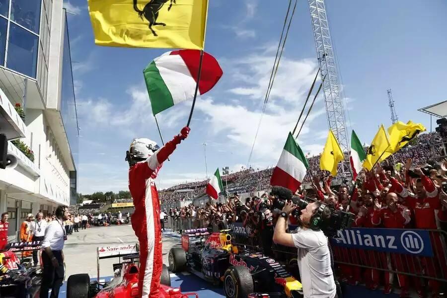 F1 GP Ungheria: Trionfo Vettel Ferrari a Budapest, info replica streaming