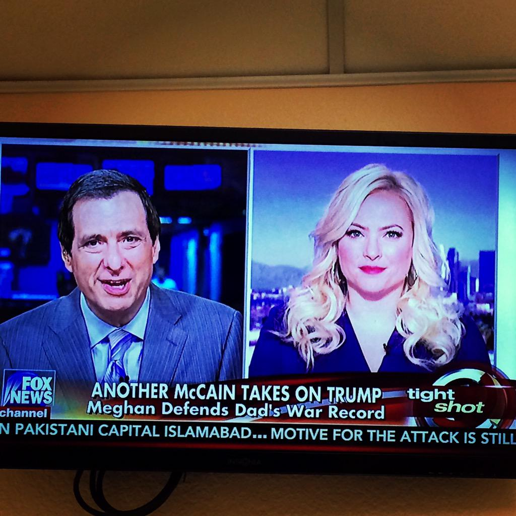 "Meghan McCain On Twitter: ""Sunday Funday On @FoxNews With"