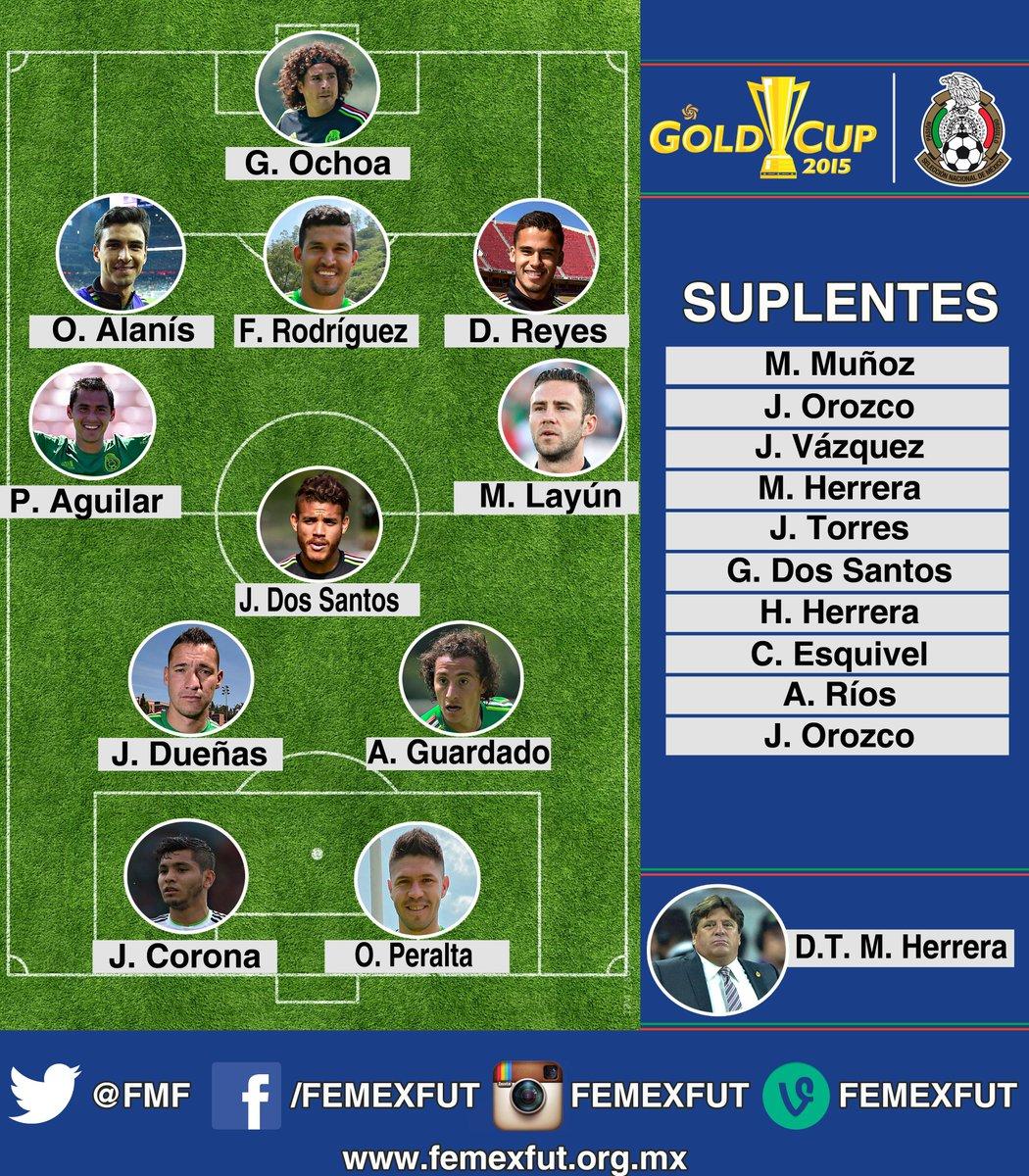 Video Gol dan Siaran Ulang: Hasil Skor Akhir Jamaika vs Meksiko di Final Piala Emas 2015 Live di FOX dan BT Sport 27 Juli