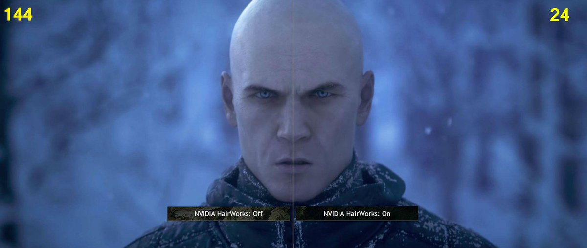 NVIDIA Hairworks in Hitman  (thanks @DrazenGraves) http://t.co/nJkcmscDL8