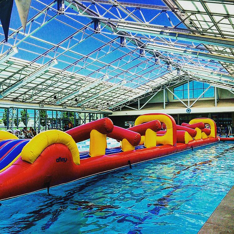 Roseville Parks On Twitter Come To The Mike Shellito Indoor Pool Today And Try Our New