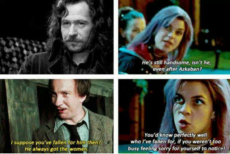 Remus Lupin And Nymphadora Tonks Fanfiction