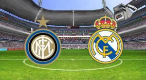 INTER-REAL MADRID orari Diretta TV Streaming calcio Oggi 27 luglio