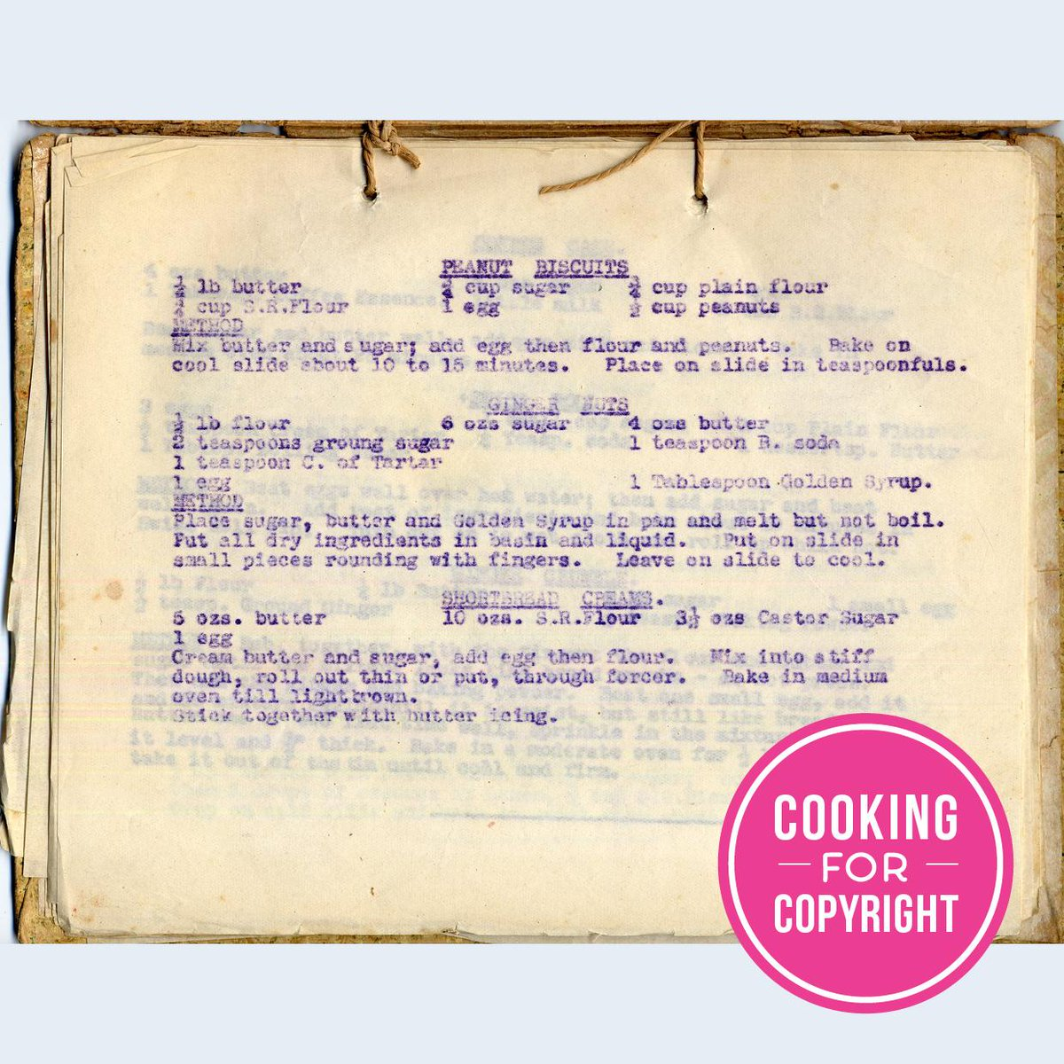 SLQ is #cookingforcopyright on 31 July. We want reform to make more of our fabulous collections available online. http://t.co/R87KEWYj4E