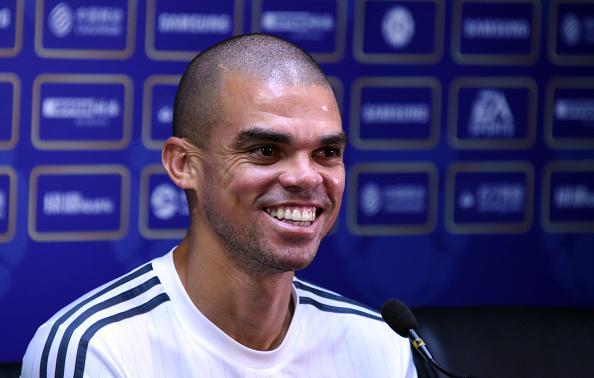 Pepe sólo ve a Ramos EN EL MADRID. Estas han sido sus palabras: http://t.co/lQfUOMwBd4 #elchiringuitodeneox