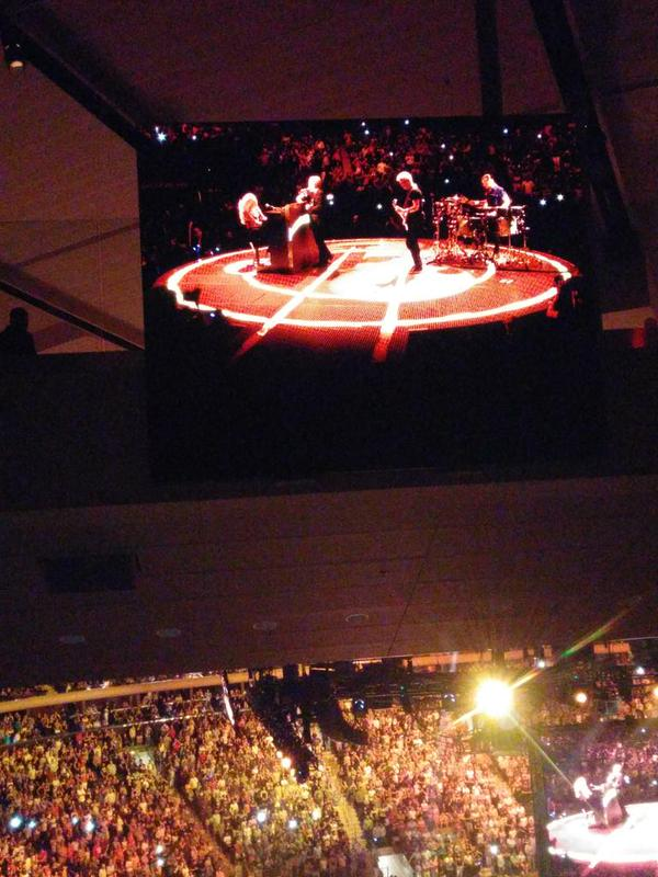 Lady Gaga Joins U2 On Stage Madison Square Garden Tonight News And Events Gaga Daily