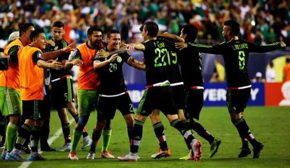 México GANA 3-1 a Jamaica y se proclama CAMPEÓN de la Copa Oro, con Guardado como MVP. #ElChiringuitoDeNeox