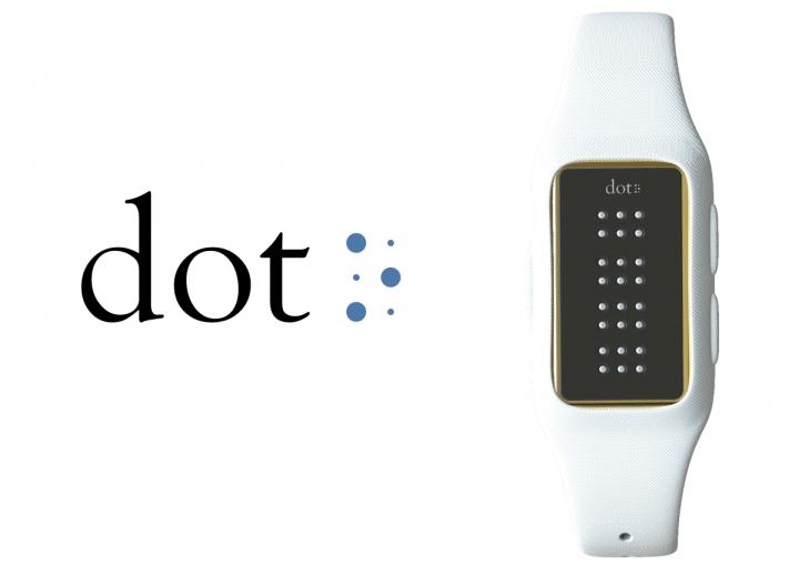 'Dot', a startup from Korea made a smartwatch for the #blind https://t.co/9ySxUMf5rK #wearabletech @mollywatttrust http://t.co/qqq3D4Og5K