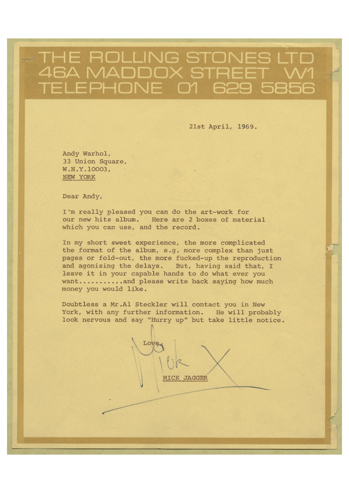 A lesson from Mick Jagger in writing a clear, honest, brief http://t.co/tduiqrYH04