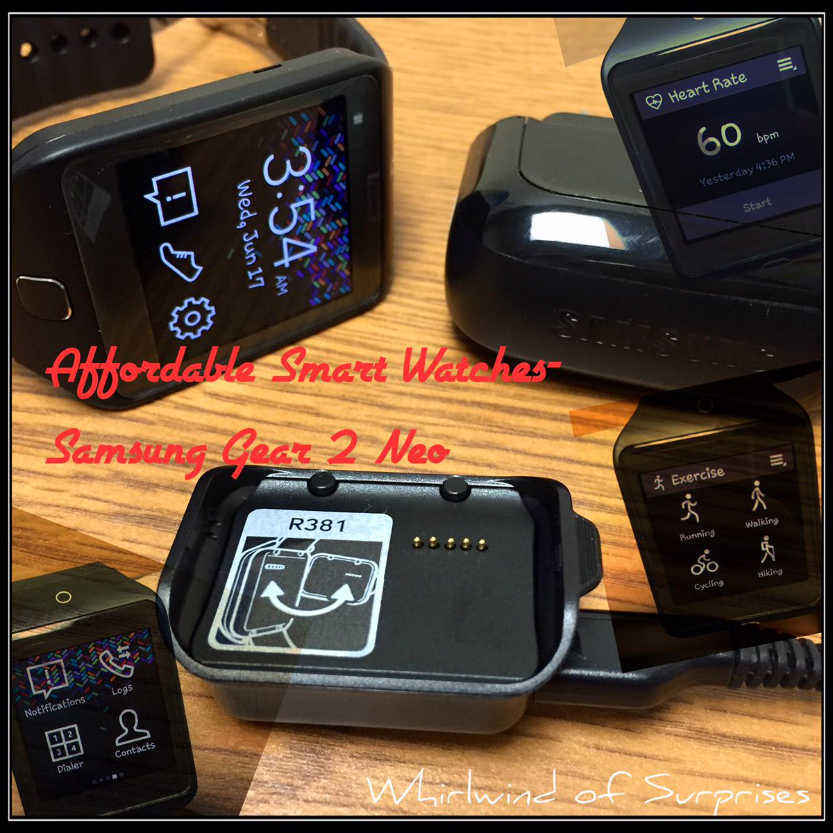 Samsung Gear 2 Neo smart watch review