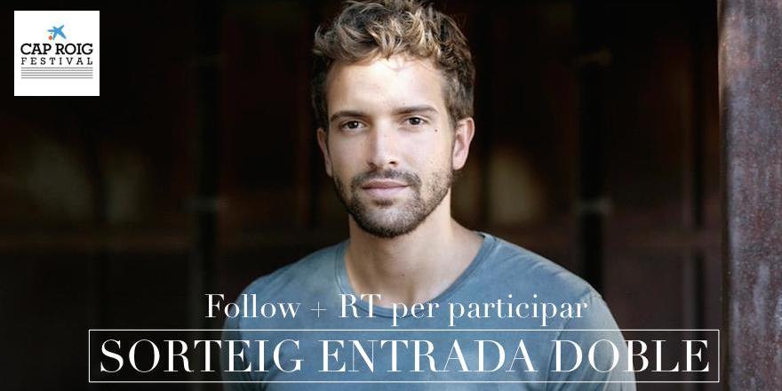 Sorteig entrada doble per @pabloalboran al @CapRoigFestival. Segueix-nos a @ClubRACC + RT per participar #AlboranRACC http://t.co/lQagXrJT1q