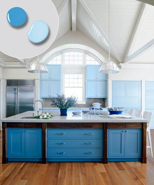 This Old House On Twitter Warm Up Your Kitchen With A Two Toned