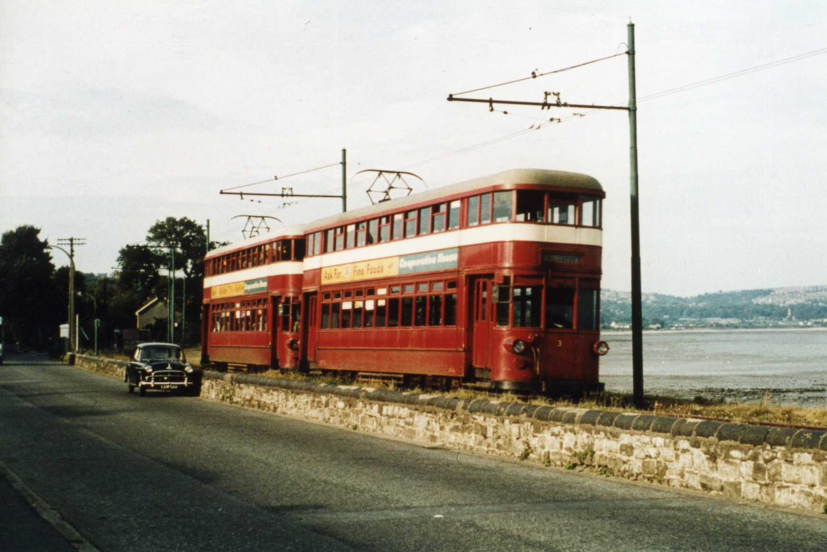 CK6XyUvUYAAJ1At - The Swansea & Mumbles Railway