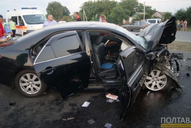 Водитель автомобиля Баулина является виновником ДТП, - Аваков - Цензор.НЕТ 7042
