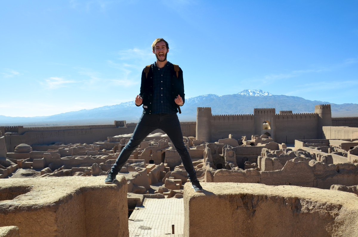 Hi, I'm Clemens, serial traveller at heart with a passion for adventure. Come with me: http://t.co/ChOxLth1AR