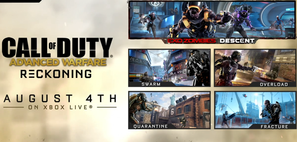 Call of Duty: Advanced Warfare Reckoning