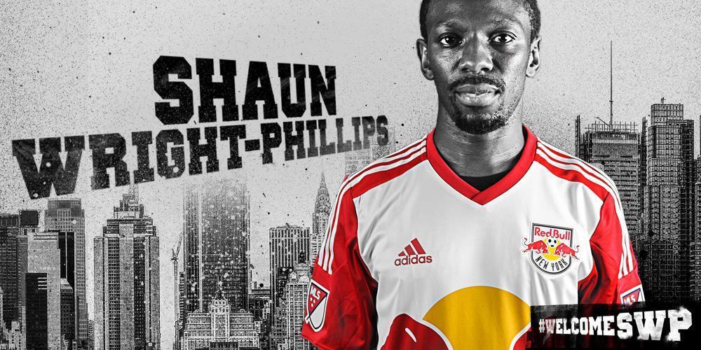 La MLS sigue 'pescando' en el fútbol europeo. Wright-Phillips es NUEVO JUGADOR del NY Red Bulls. #elchiringuitodeneox