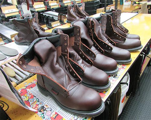 Red Wing Shoes on Twitter: &quotOur 2408 boots from start to finish