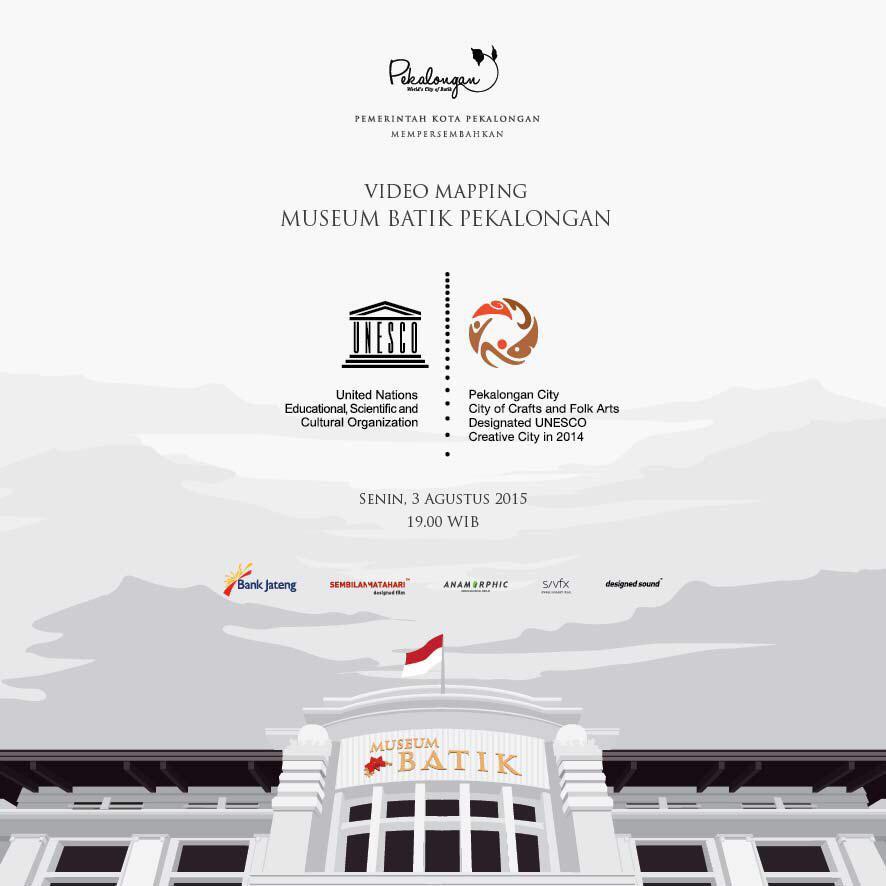 Setelah The World's City of Batik, Pekalongan kini menjadi UNESCO City of Crafts & Folk Arts.  #Proud! http://t.co/p2EdWuZ56Q