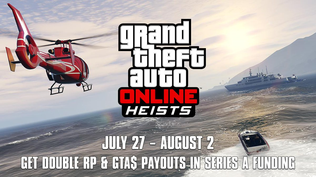 gta v online first heist payout