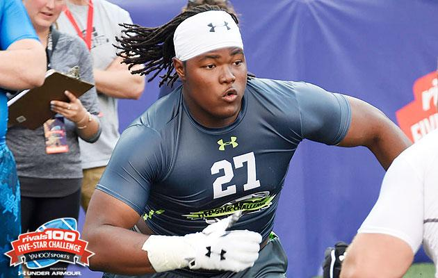 Georgia Recruiting 2016: Rashan Gary's Mom Likes a More Academic Approach