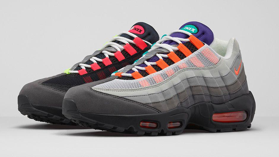 Air Max 95 Pieds Casier Europe