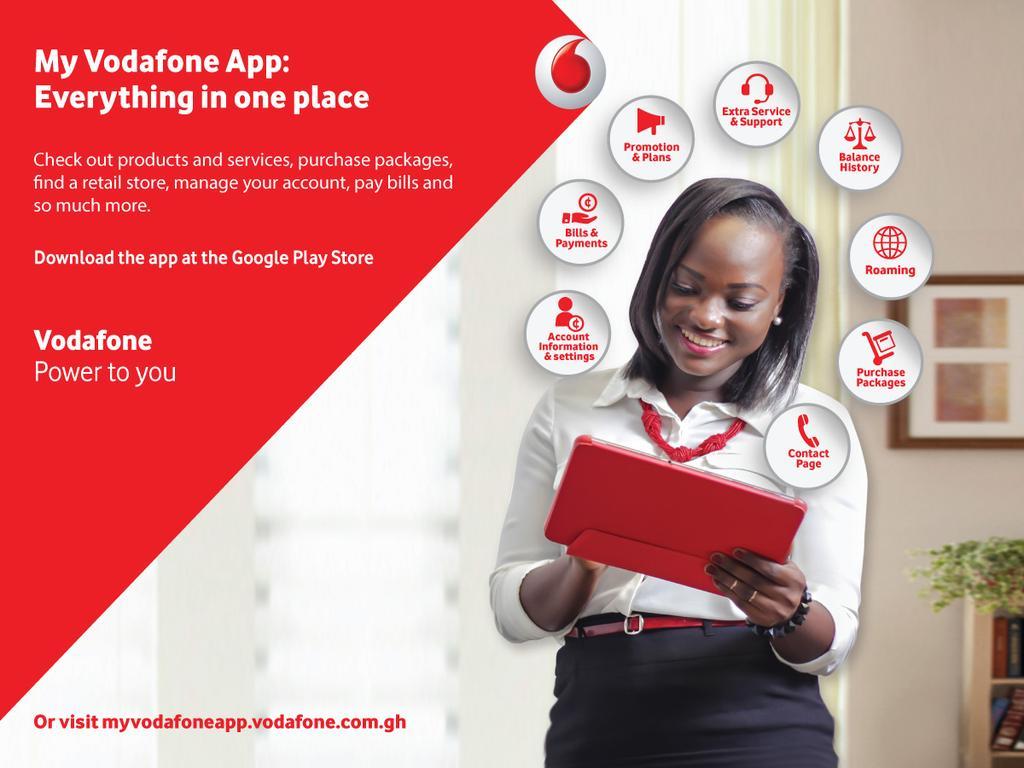 Vodafone Ghana on Twitter: