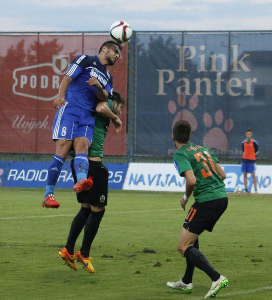 Ejupi gets up to win a header