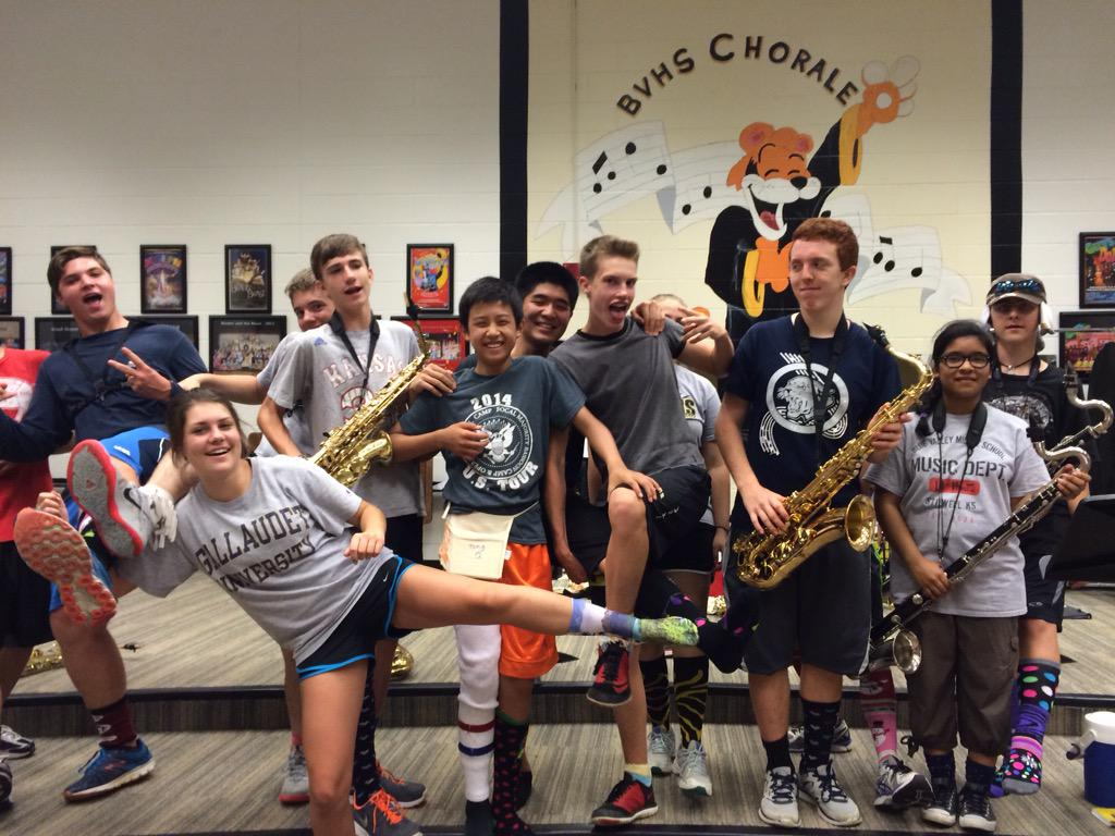 bv Tiger Band on Twitter
