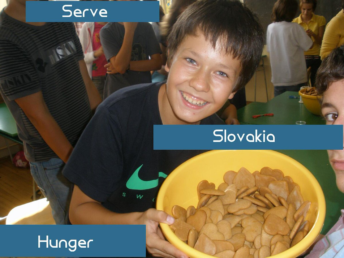Serve: the Vincentian Family in Slovakia – Fight against Hunger #YVC2015 #collaboration  http://t.co/oduWzUWAoV http://t.co/cIjUpg3Hp3