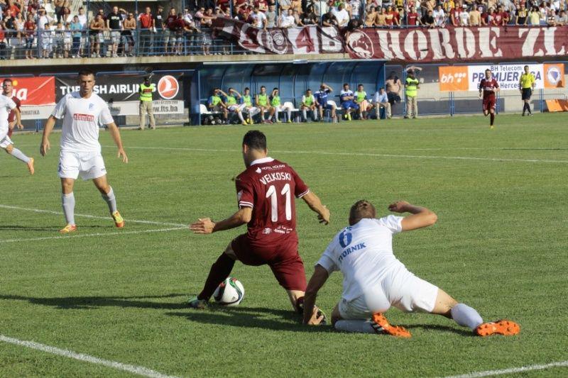 Velkoski scored one goal