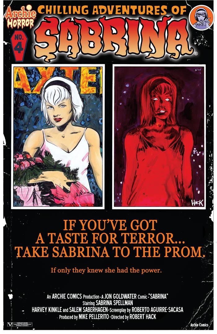 Resultado de imagem para The Chilling Adventures of Sabrina NETFLIX