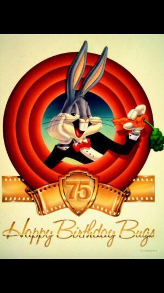 . @Gunservatively happy birthday bugs! http://t.co/Dz7ftOPfoe