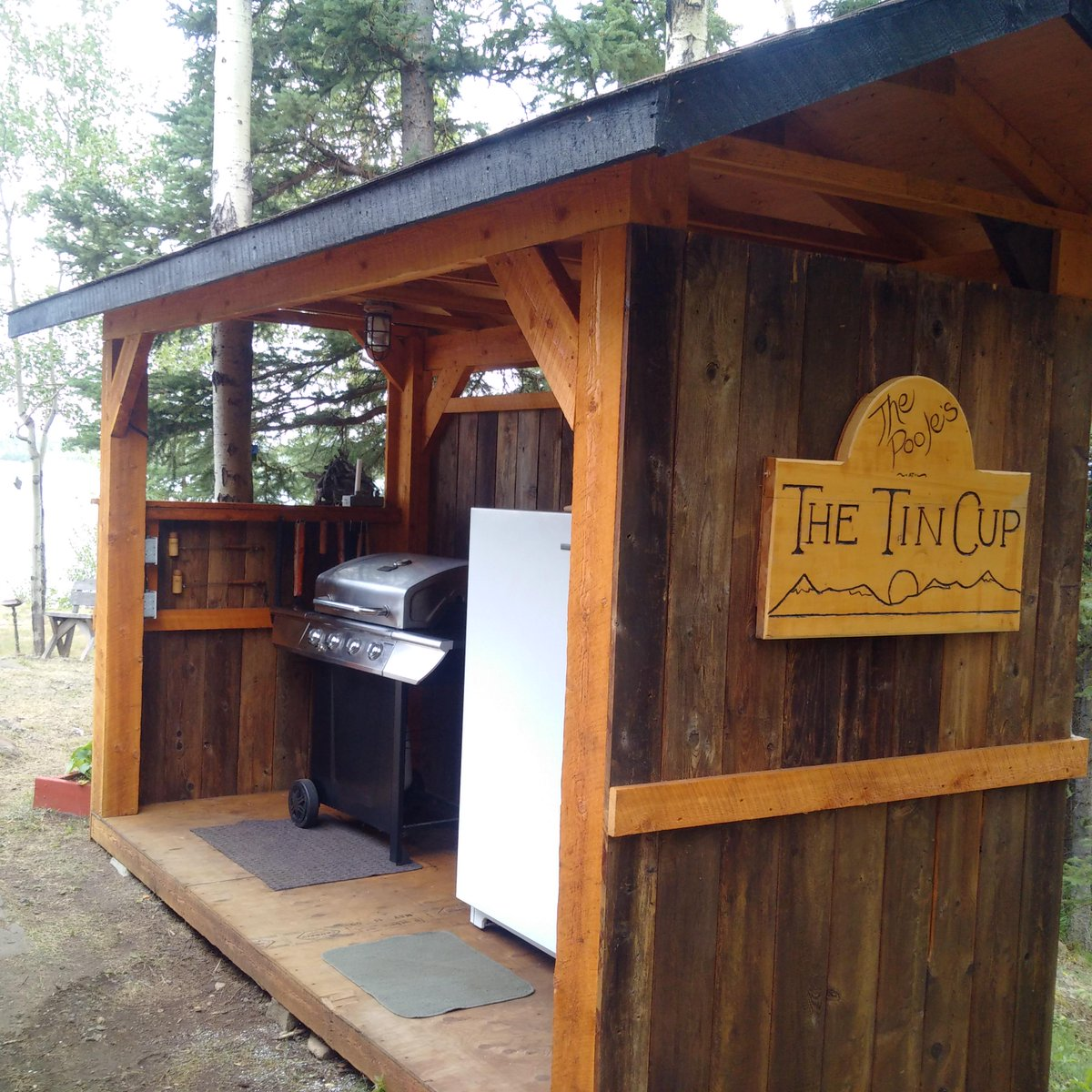 1000+ Images About Grill Shed Ideas On Pinterest
