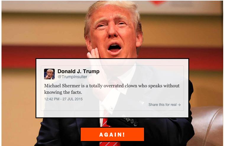 CK8etllUAAEVnVC donald trump insults (@trumpinsulter) twitter,Trump Twitter Meme Generator