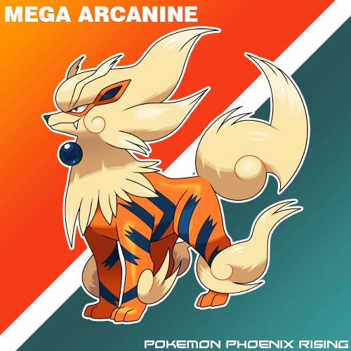 Pokemon Mega Evolution Arcanine | www.imgkid.com - The ...