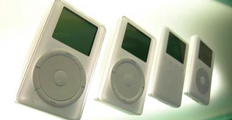 Today's kids have no idea how the first iPod worked