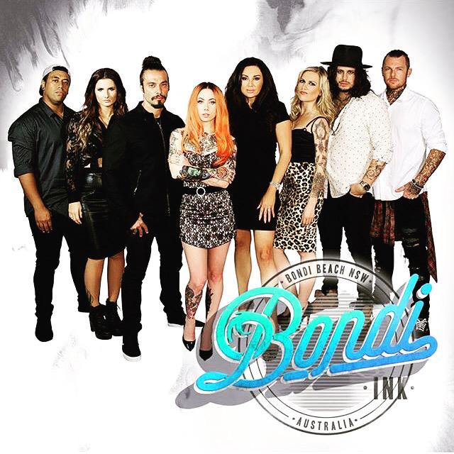 If your @downunder make sure you checkout #bondiink on channel 11 #tattoos #ink #tattoo http://t.co/ZAR6kcLTep