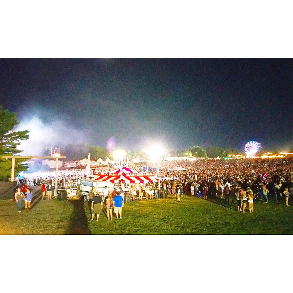 Who wants to rewind time and go back to Thursday? #CTNation #CT2015 http://t.co/HRHcFg8RTl