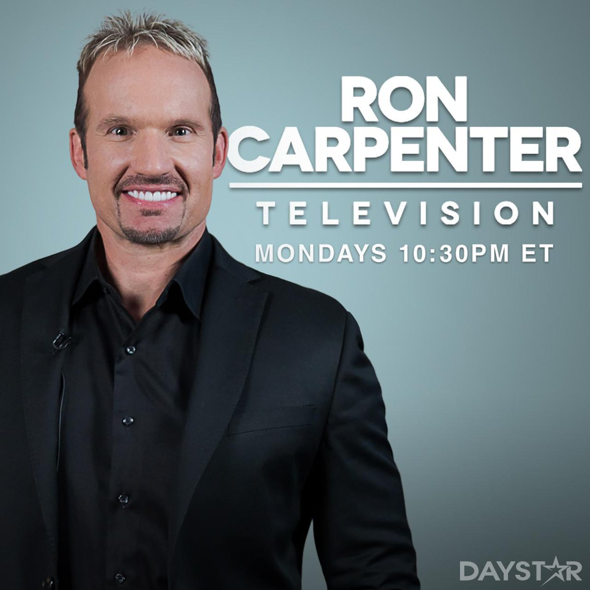 Don't miss our new program @RonCarpenter Television tonight at 10:30pm ET! Local listings at http://t.co/hS5ynRlXX3!