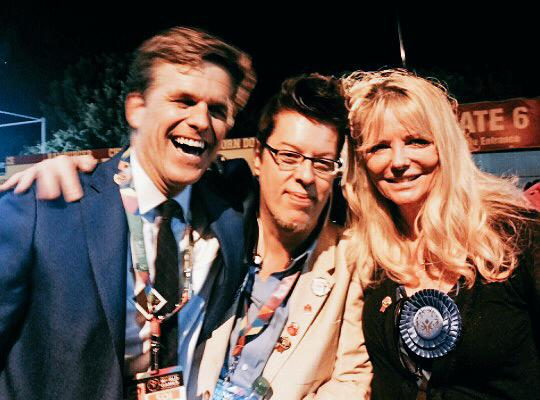 At the @SpecialOlympics opening ceremony w/ @TimShriver @musical_wheels & yours truly. http://t.co/lkVAwRhJz4