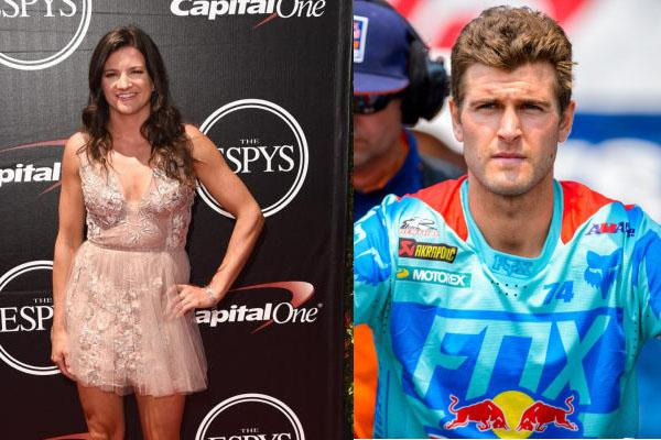Kelly Clark & Ryan Dungey Win #ESPYS Best Female & Male Action Sports Athletes | @Kellyclarkfdn @RyanDungey http://t.co/8BbgaOGEXz