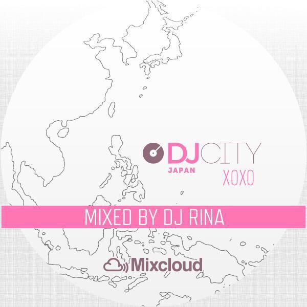 """★今日から★ """"DJCity Japan XOXO""""  私のmixがupされました♪  是非! 聴いてください♪♪ #DJCity #DJCityJapan #DJRINA  https://t.co/oGNY58Hap3 http://t.co/UNkpDzCQrM"""