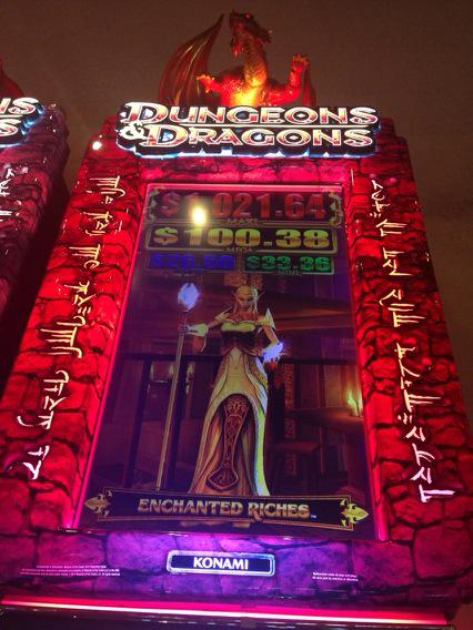 dungeons and dragons slot